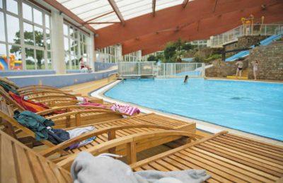 Chateau Lez Eaux Indoor Pool