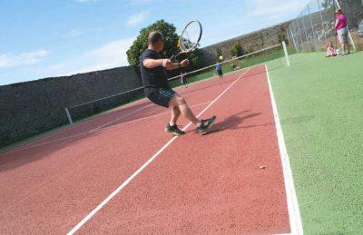 Chateau Lez Eaux Tennis