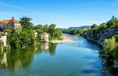Domaine de Chaussy Ardèche