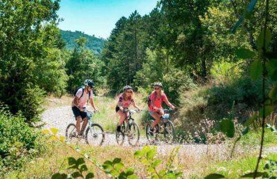 Domaine de Chaussy Bike Ride