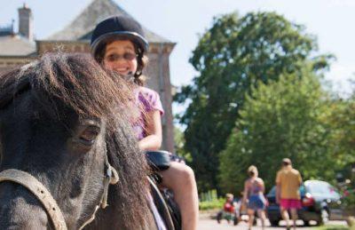 Domaine de Drancourt Horse Riding