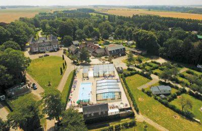 Domaine de Drancourt Overview