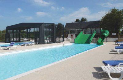 Domaine de Drancourt Swimming Pool Slides