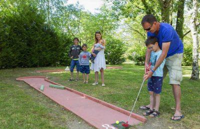 Domaine de Dugny Mini Golf