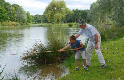 Domaine de Dugny Fishing