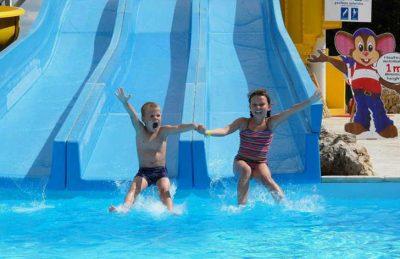 Domaine de Dugny Swimming Pool Slides