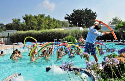 Domaine de Ker Ys Pool Fitness