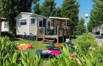 Domaine de Kerlann Accommodation Setting