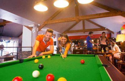 Domaine de Kerlann Snooker