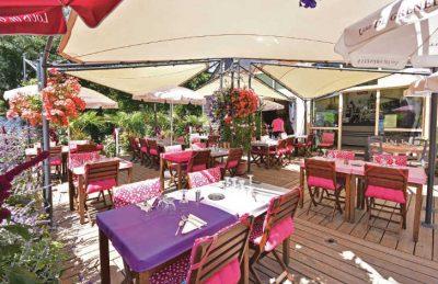 Domaine de la Breche Dining Restaurant