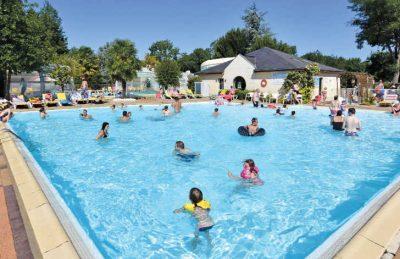 Domaine de la Breche Main Swimming Pool