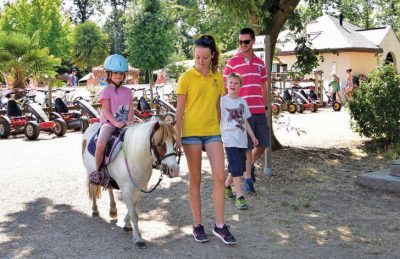 Domaine de la Breche Pony Rides