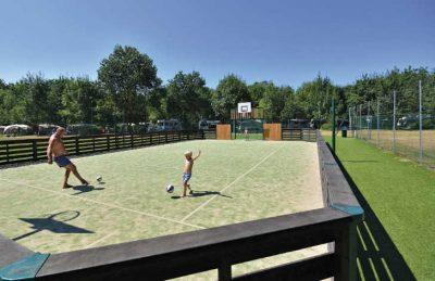 Domaine de la Breche Sports Court