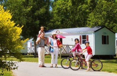 Domaine de la Ville Huchet family Campsite
