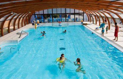 Domaine de Litteau Swimming Pool