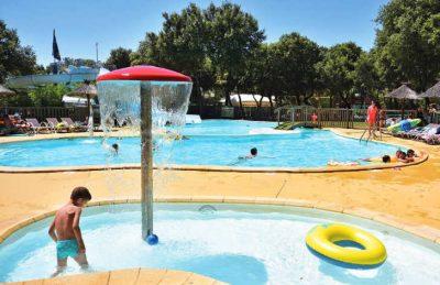 Domaine de Massereau Pool Play Area