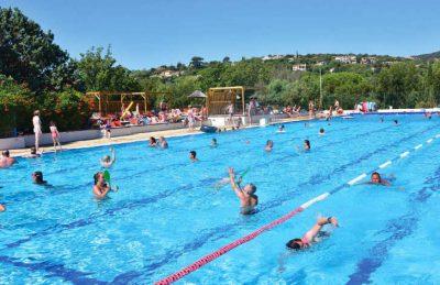 Domaine des Naiades Pool