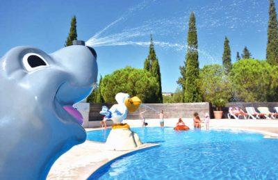 Domaine des Naiades Spray Pool