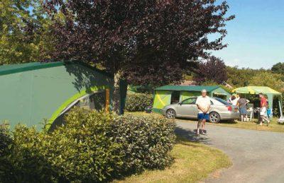 Domaine d'Oleron Tent Accommodation