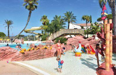 Domaine du Colombier Kids Family Pool