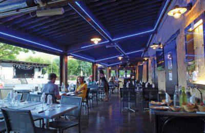 Domaine du Verdon Restaurant
