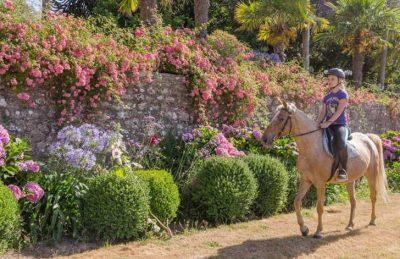 Domaine L'Orangerie de Lanniron Horse Riding