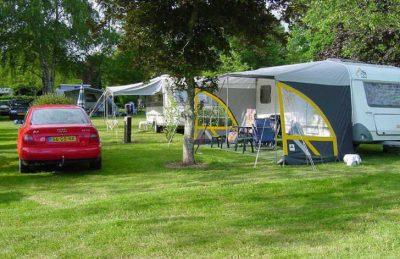 Domaine L'Orangerie de Lanniron Pitch Only Camping