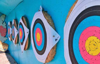 Esterel Caravanning Archery