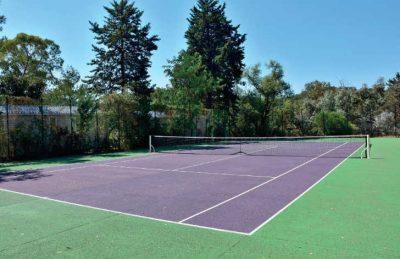 Esterel Caravanning Tennis