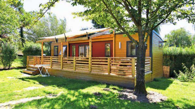Eurocamp Aspect Mobile Homes