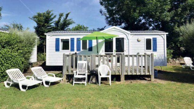 Eurocamp Comfort Mobile Homes