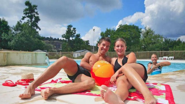 Flower Camping L'ile d'Offard (Pitch Only) *****