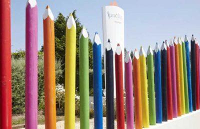 L'Atlantique Beach Pencils