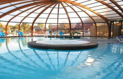 L'Atlantique Indoor Swimming Pool