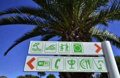 L'Atlantique Parc Signs