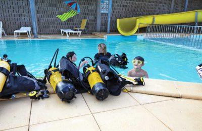La Baie Scuba Diving