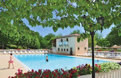 La Bastide en Ardeche Campsite and Pool