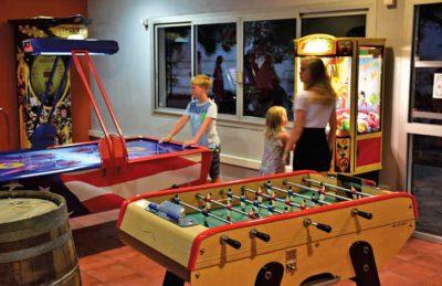 La Baume Games Room