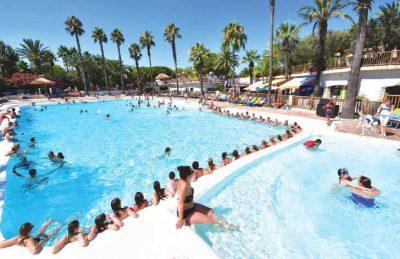 La Baume Pool Area