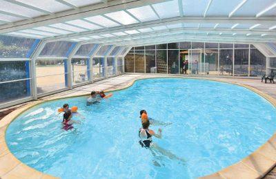 La Cote d'Argent Covered Pool