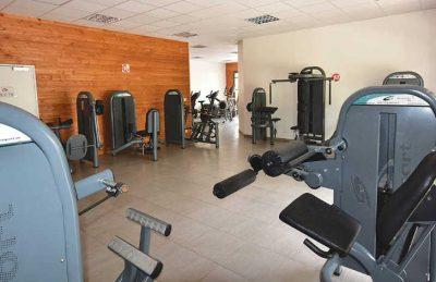 La Cote d'Argent Gym