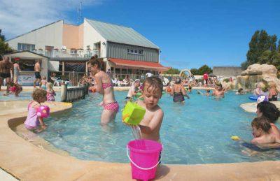 La Cote de Nacre Family Swimming Pool