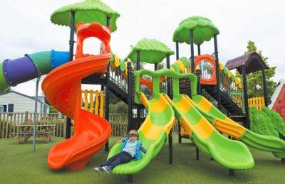 La Cote de Nacre Play Area