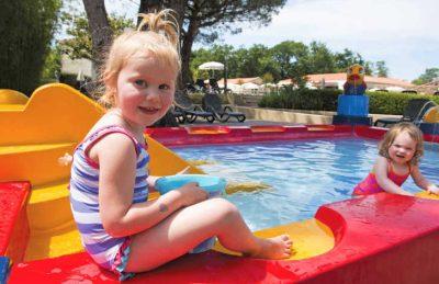Child Friendly Swimming
