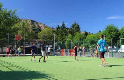 La Grande Terre Sports Facilities