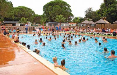 La Palmeraie Swimming Pool Activities