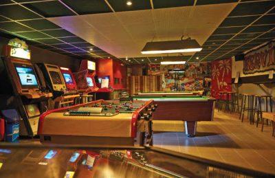 La Plage Games Room