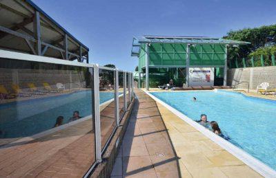 La Plage Pool Area