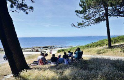 La Pointe St Gilles Beach
