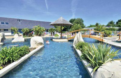 La Pointe St Gilles Swimming Pool Area